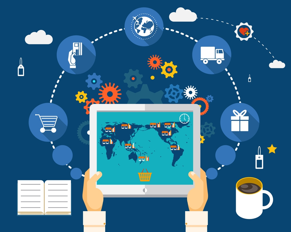 e-commerce-world