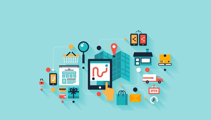 проектирование интернет магазина навигация