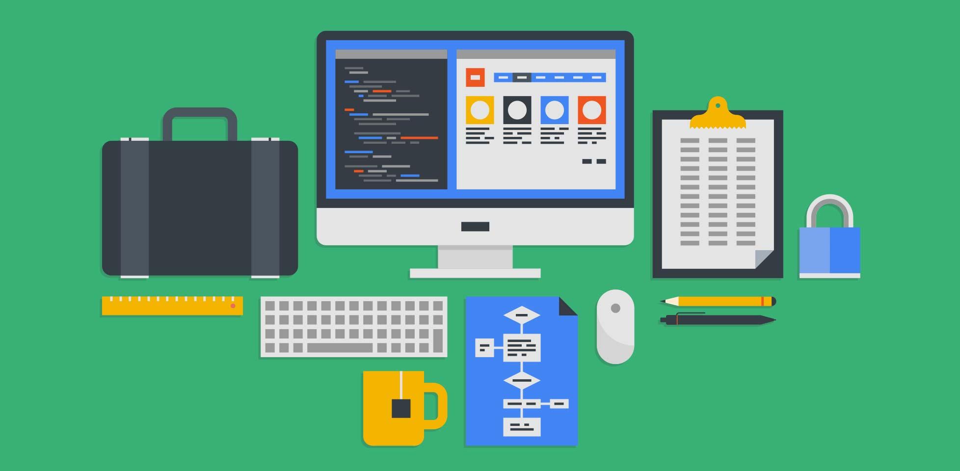тренды веб-дизайна в 2017 году