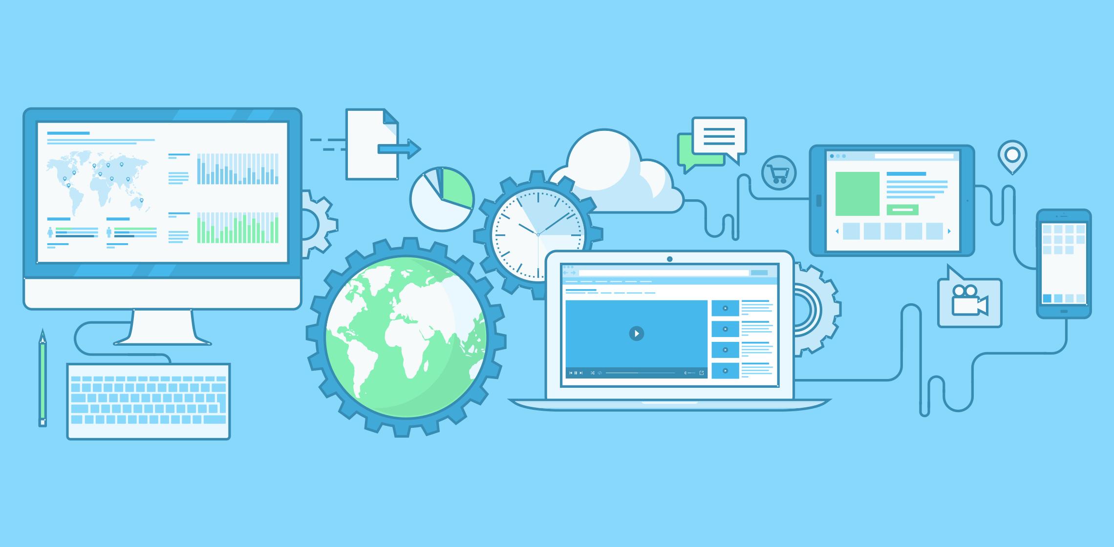 проектирование сайта - сбор, анализ, структурирование данных