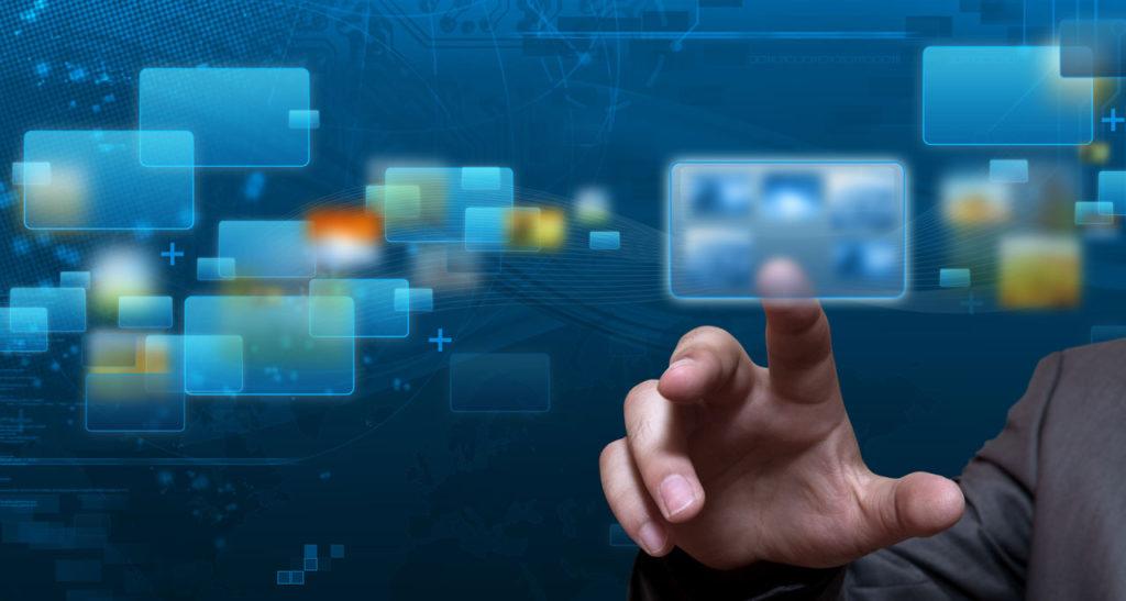 тренды веб-дизайна - виртуальная реальность